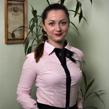 Качина Влада Евгеньевна