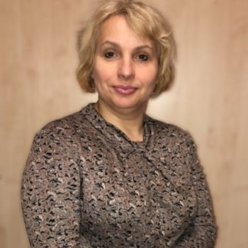 Кирпичева Любовь Михайловна